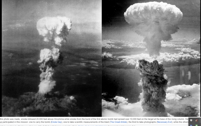 504069e90 The United States dropped nuclear weapons on the Japanese cities of  Hiroshima and Nagasaki on August 6 and 9, 1945, respectively, during the  final stage of ...
